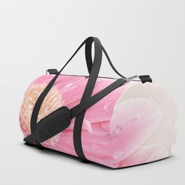 Raining Petals Duffle Bag