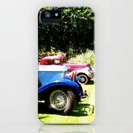 """Sunday Afternoon II"" by ICA PAVON iPhone Case"