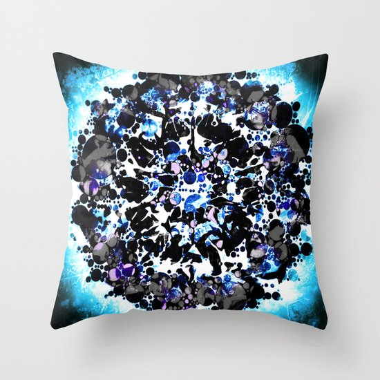 BHAYA Mandala Throw Pillow