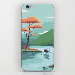 Fall is here iPhone Skin