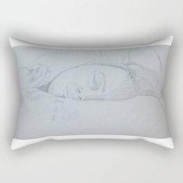 As We Sleep... Rectangular Pillow