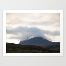 The mountain collection #1 Art Print