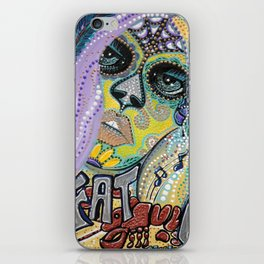 Fat Tuesday iPhone Skin