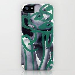 Marsha iPhone Case