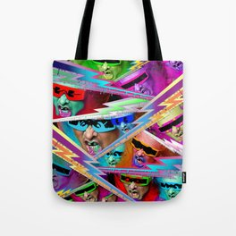 Punk For Life Tote Bag