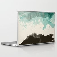 storm Laptop & iPad Skins featuring storm by Golden Boy