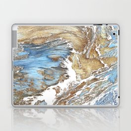 Woody Silver Laptop & iPad Skin