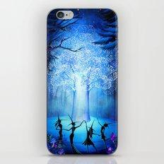 Tree of Light iPhone & iPod Skin