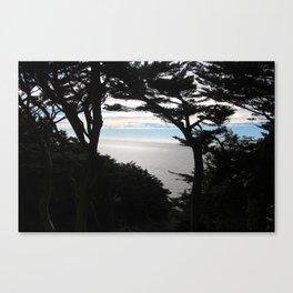 Shadows in the Bay - San Francisco, CA Canvas Print