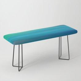 Seascape - blurography Bench