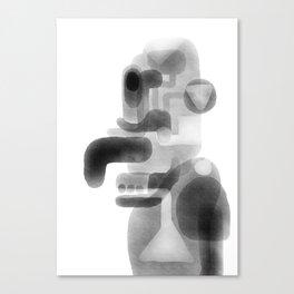 Mr. Robot Toe Canvas Print