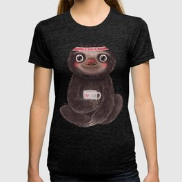Sloth I♥yoga T-shirt
