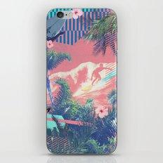 Surfing in Hawaii  iPhone & iPod Skin