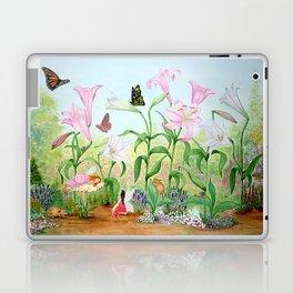 Fairy Garden#1 Laptop & iPad Skin
