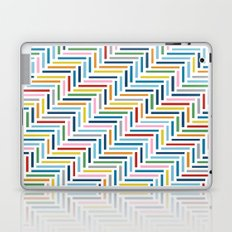Herringbone Color Laptop & iPad Skin