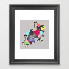 Surface II Framed Art Print