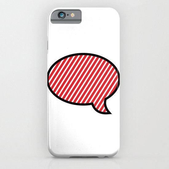 Empty Words  iPhone & iPod Case