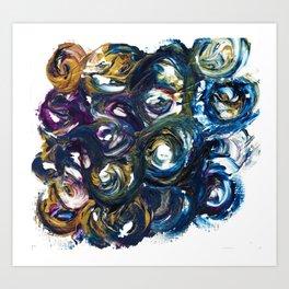 Royal Whirlpool Art Print
