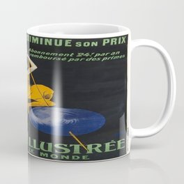 Vintage poster - La Revue Illustree Coffee Mug