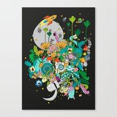 Imaginary Land Canvas Print