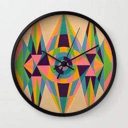 Starship Wall Clock