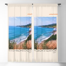 You Are Free To Challenge Yourself While Also Being Gentle With Yourself. Blackout Curtain