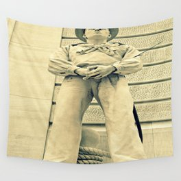 Solider Wall Tapestry