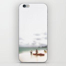 Mer Sea iPhone Skin