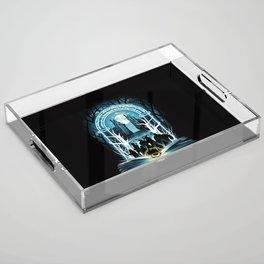 Magic Ring Acrylic Tray