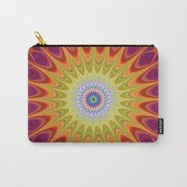 Mandala sun Carry-All Pouch