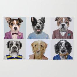 Dogs Rug