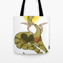 Creatures of the Sun Tote Bag