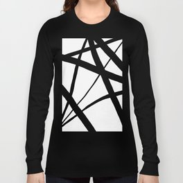 A Harmony of Lines and Shapes Long Sleeve T-shirt