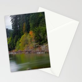 Autumn On Grizzly Creek Stationery Cards