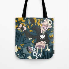 PLUG ME OUT Tote Bag