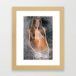 ingignitis Framed Art Print