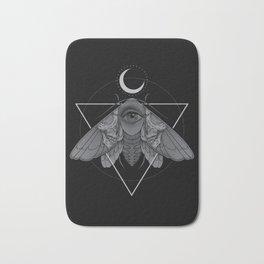 Occult Moth Bath Mat