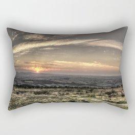 Kit Hill Sunset Rectangular Pillow