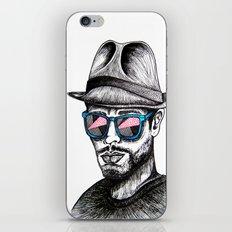 Reflective Rave iPhone & iPod Skin