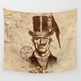 Extraordinary Gentleman Wall Tapestry