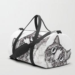 Hey! Cat! Duffle Bag