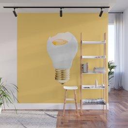 Eggcellent idea Wall Mural