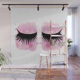Eyes 3 Wall Mural