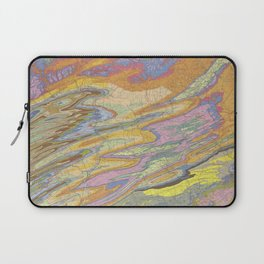 Eastern Pennsylvania (PA) Topo.luv Laptop Sleeve