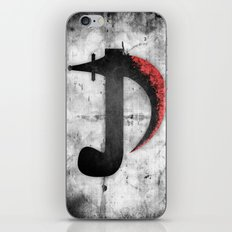 Killer Music iPhone & iPod Skin