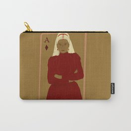 Ace of Diamonds Carry-All Pouch