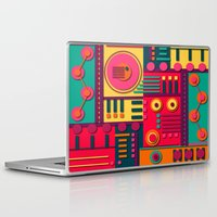 sunrise Laptop & iPad Skins featuring Sunrise by Shelly Bremmer
