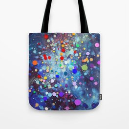 Rainbow Study Tote Bag