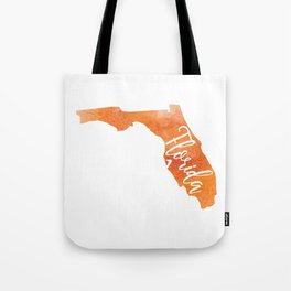 Pray for Florida Tote Bag
