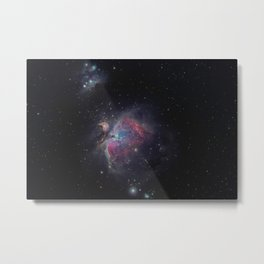 Star Galaxy Metal Print
